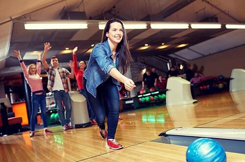 Fitness med unikke medlemsfordele fx bowling