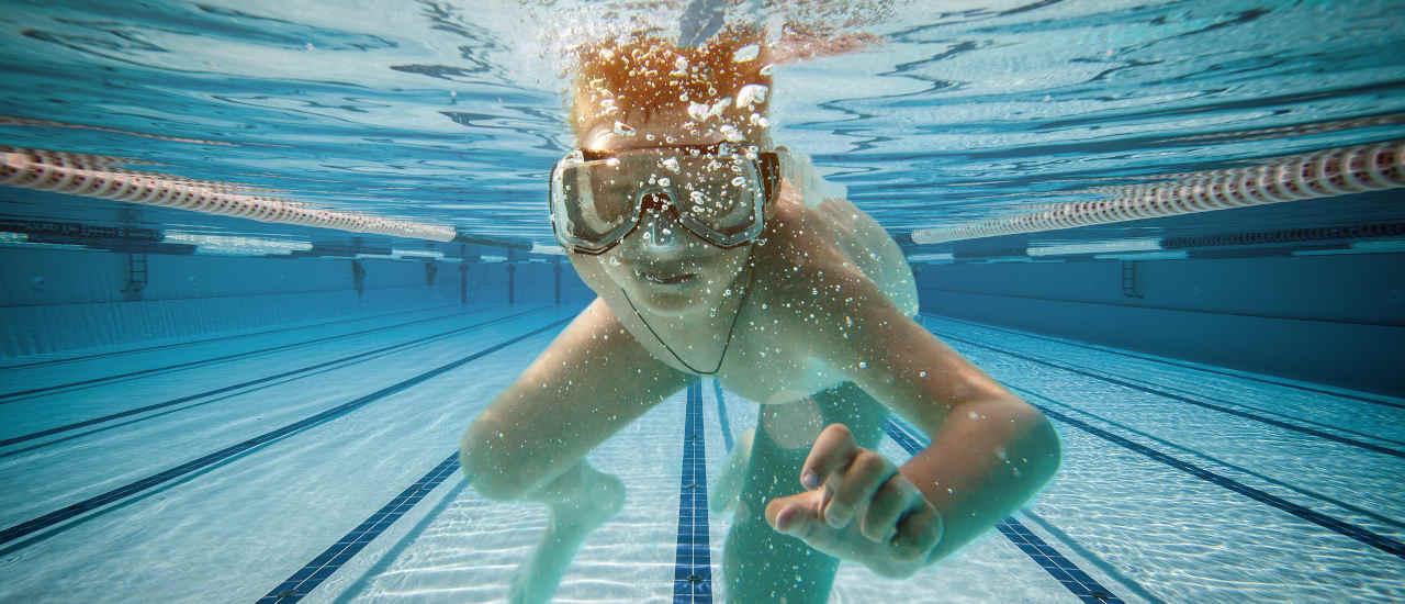 Svømmehal halsbetændelse - se vores baderegler