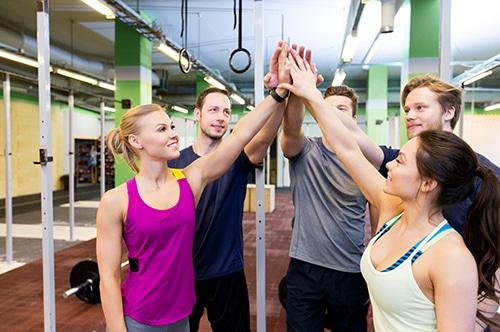 Familieabonnement til fitness
