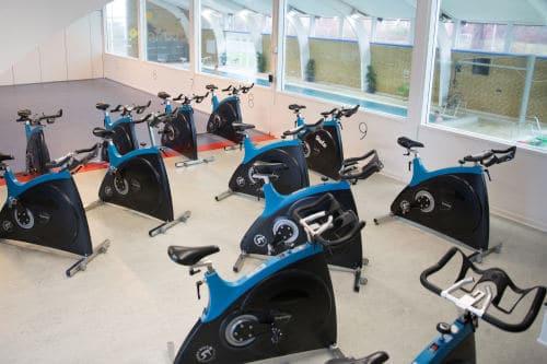 Fitness med svømning - Strib og Middelfart Motionscenter