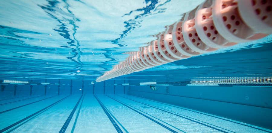 Sår og forkølelse i svømmehallen