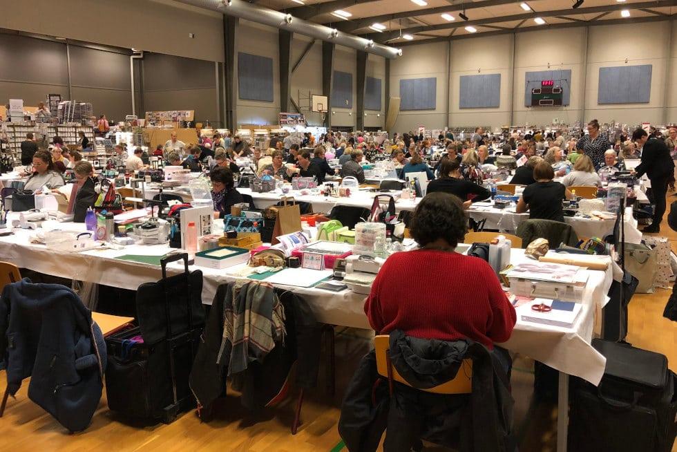 2/10-3/10 | Scrapbooking Convention