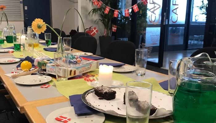 Fødselsdag og fest i Middelfart og Strib
