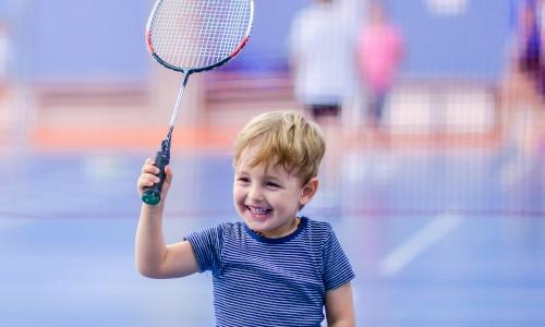 Pay & Play badminton i Middelfart og Strib