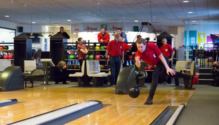 Bowlingturnering i Middelfart hos King Pin Bowl & Diner