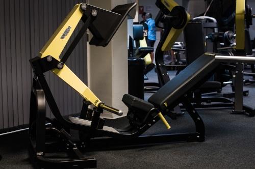 Middelfart Motionscenter - fitness med gratis instruktørtime