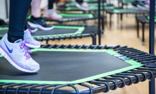 Dagsbillet til fitness og holdtræning i Middelfart