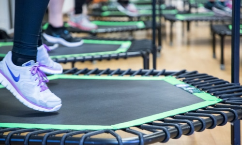 Fitness og vægttabsforløb i Middelfart