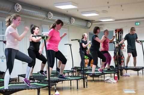 Login hos Strib og Middelfart Motionscenter