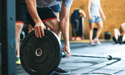Dagsbillet til fitness i Strib og Middelfart Motionscenter