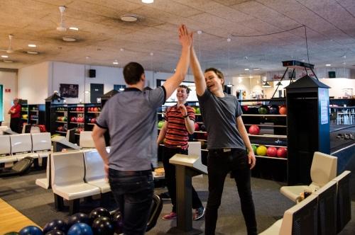 Spil bowling i en forening