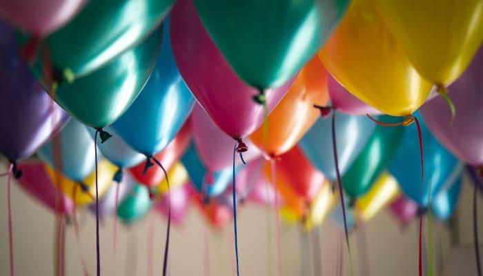 Fødselsdagsfest og store festlokaler