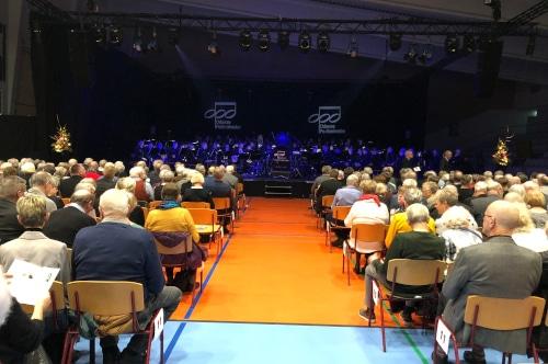 Koncertfaciliteter i Middelfart på Fyn