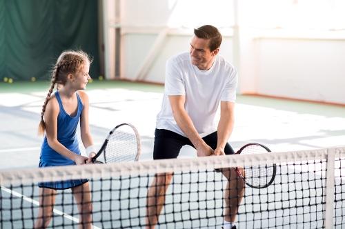 Tennis i Strib