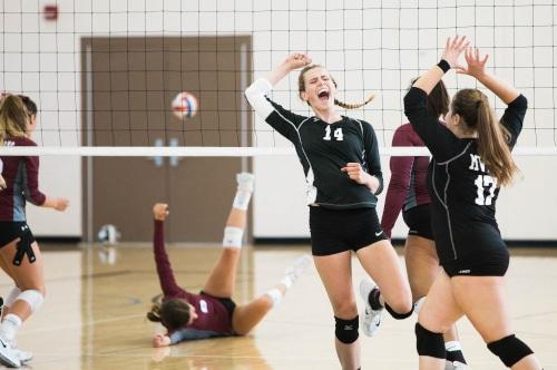 Gå til volleyball