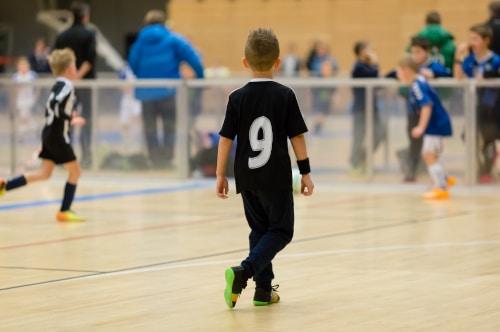 Sportshal til børnefødselsdagen