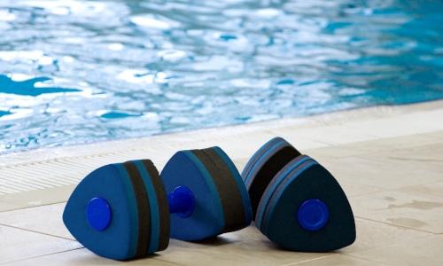 Aqua Fitness i Strib Svømmehal