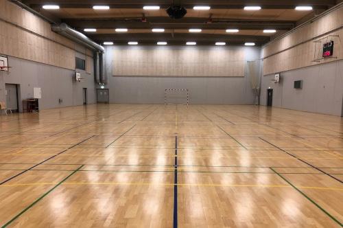 Sportshaller i Strib
