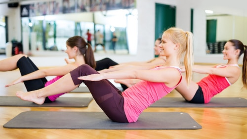 Pilates i Middelfart og Strib