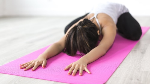 Yoga i Strib og Middelfart