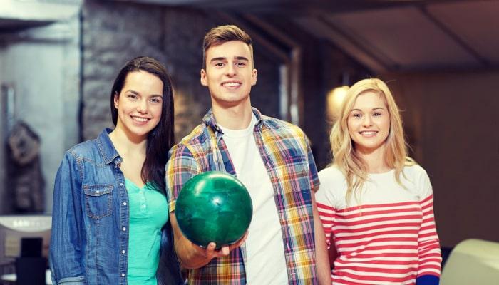 Bowling for børn og unge