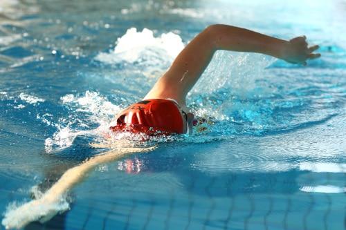 Svømmeundervisning for voksne